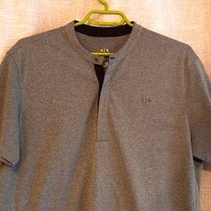 Armani Exchange Large Polo Shirt